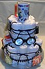 Over-The-Hill Diaper Cake